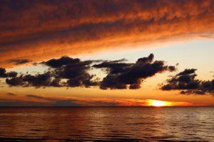 Warm Evening Medititation-365 Motivation